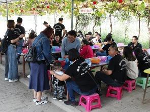 鼎优学校家具团队旅游风采