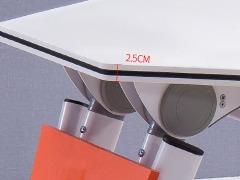 高校智慧教室课桌椅细节1