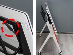 智慧课室桌椅细节展示3