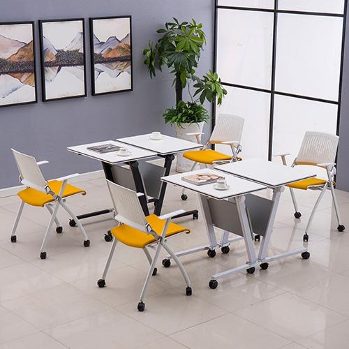 学生课桌椅厂家产品不同角度展示2