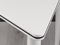 拼接教学课桌椅细节展示1