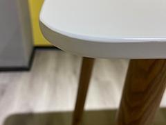 学校休闲区阅读桌椅细节展示1