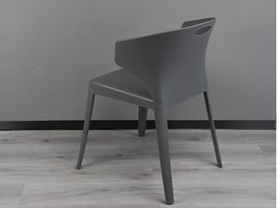 高校食堂餐桌椅实拍图4
