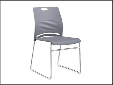 学校饭堂桌椅颜色实拍图3
