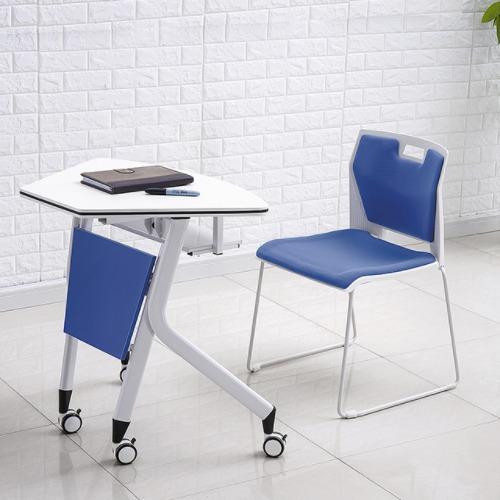 学生课桌椅生产厂家桌子不同角度展示1