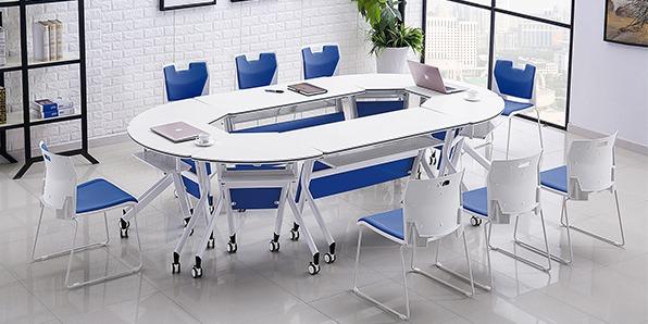 学生课桌椅生产厂家桌子实拍图1