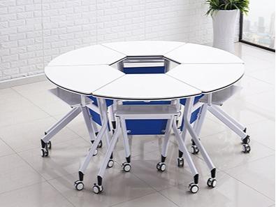 学生课桌椅生产厂家桌子实拍图5