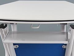 学生课桌椅生产厂家桌子细节展示2