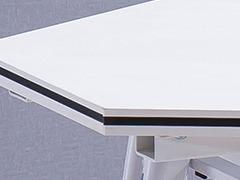学生梯形桌细节展示1