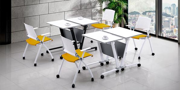 学生课桌椅厂家产品实拍图1