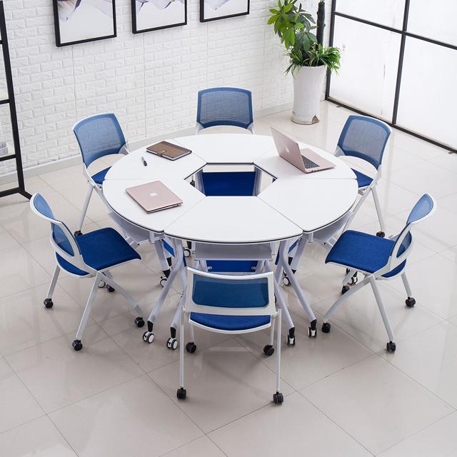 智慧教室课桌椅-D05