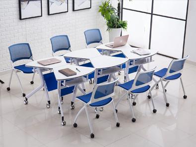 学生课桌椅生产厂家桌子实拍图4