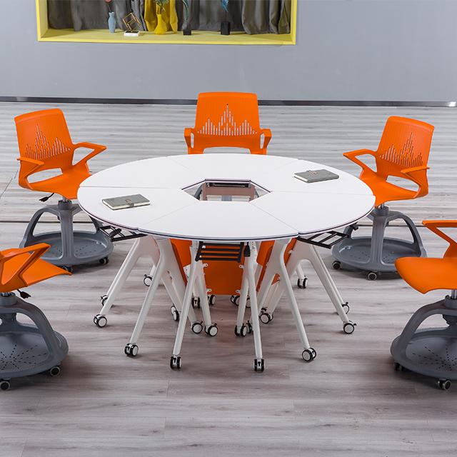 智慧课室桌椅-D28