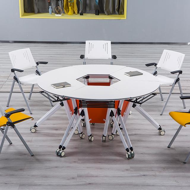 智慧教室课桌椅主图1