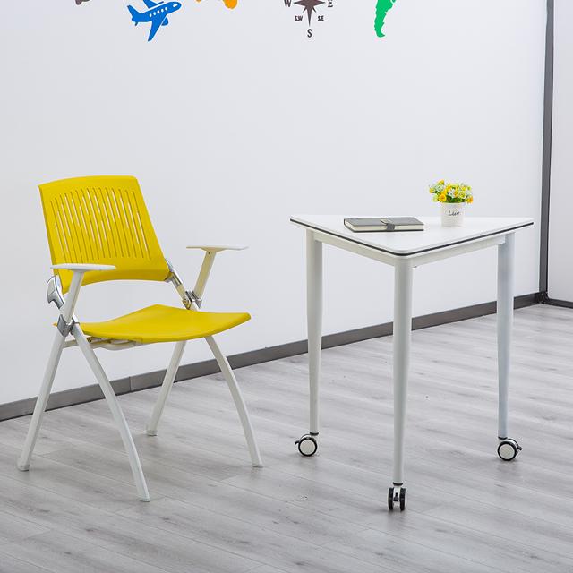 录播室桌椅组合图