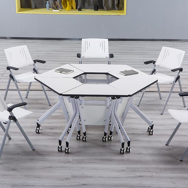 录播教室桌椅-D05