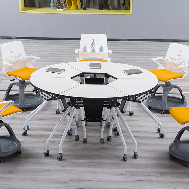 创客教室桌椅-D18
