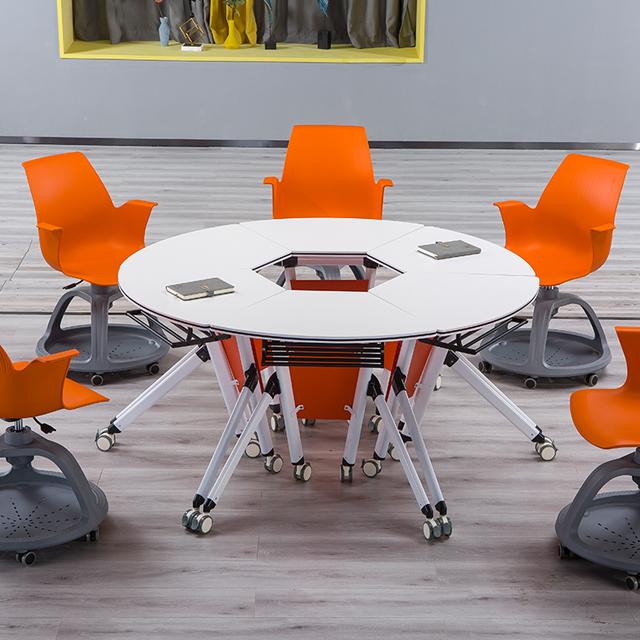 创客教室桌椅-D19