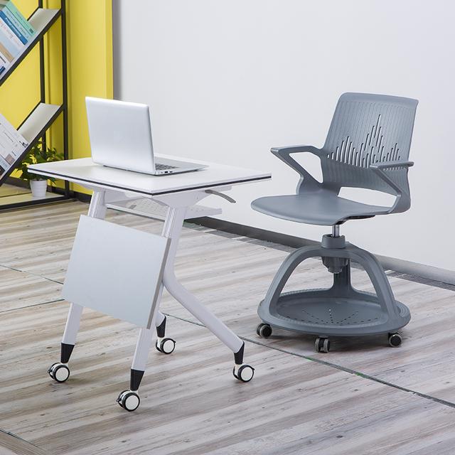 学生课桌椅生产厂家桌子不同角度展示3