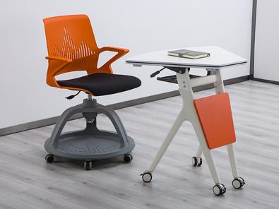 学生课桌椅厂家直销实拍图4