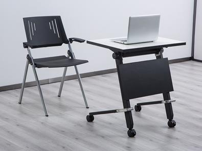 培训课桌椅实拍图3