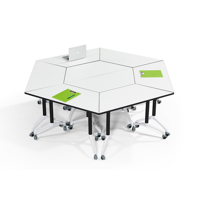 录播教室桌椅-D21
