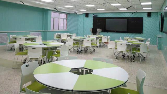 山东科技大学智慧教室