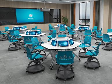 为什么要选择智慧桌椅教学呢?