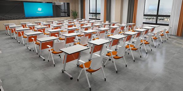 学生课桌椅厂家产品实拍图2
