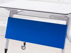 折叠条形培训桌细节