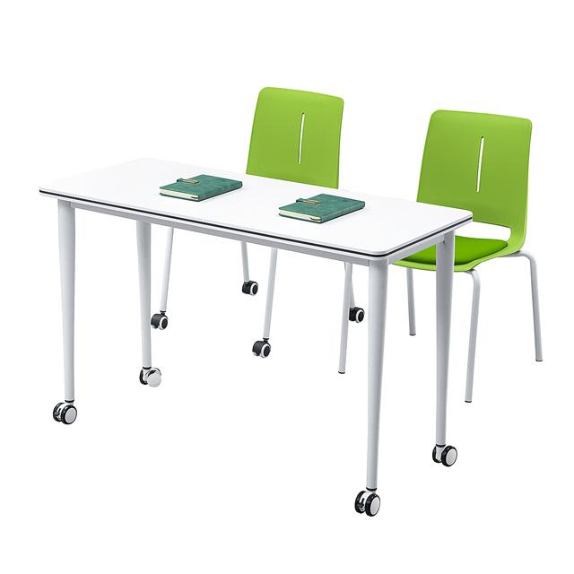 条形课桌椅-d26