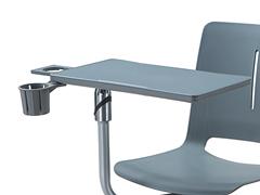 阶梯教室桌椅细节展示