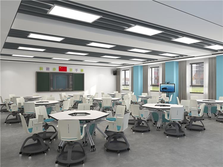 录播教室课桌椅厂家