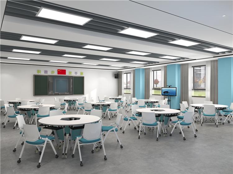 录播教室课桌椅