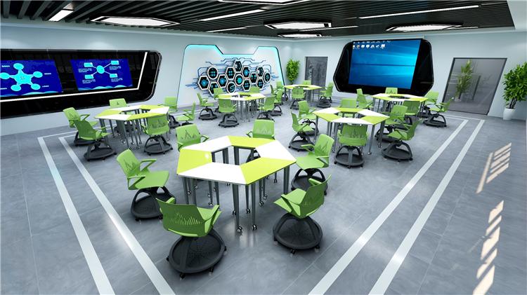 创客教室桌椅