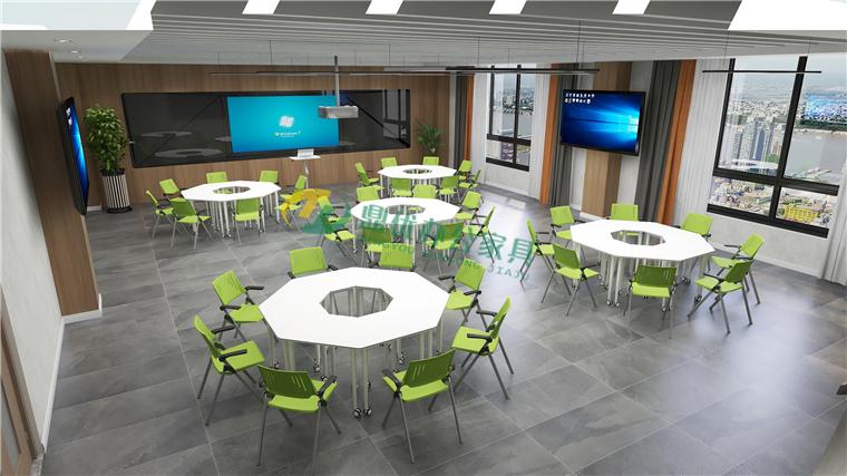 互动录播教室桌椅