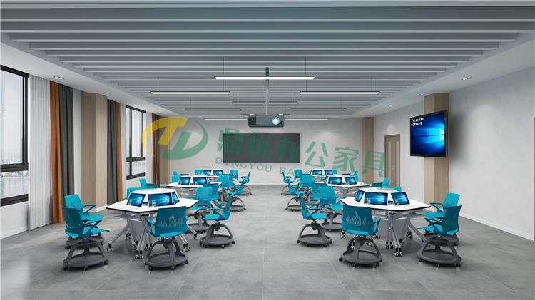 智慧教室桌椅