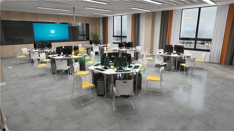 常态化录播教室桌椅