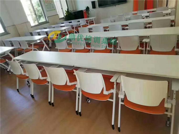 培训教室桌椅案例