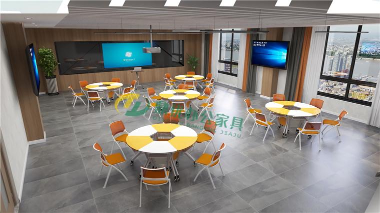 常态化互动录播教室桌椅