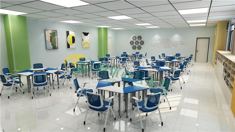 高校智慧教室桌椅