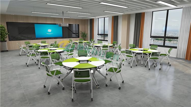 智慧教室桌子
