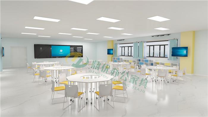 多功能教室桌椅
