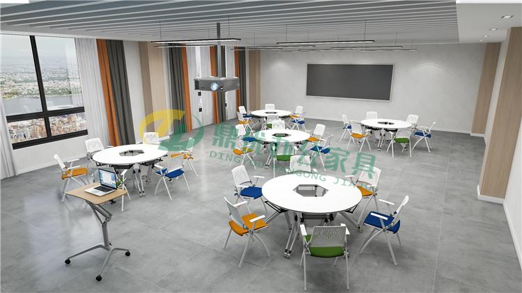 智慧课室桌椅