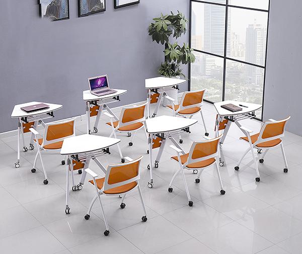 单人课桌椅