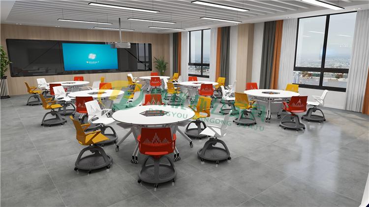 未来智慧教室课桌椅