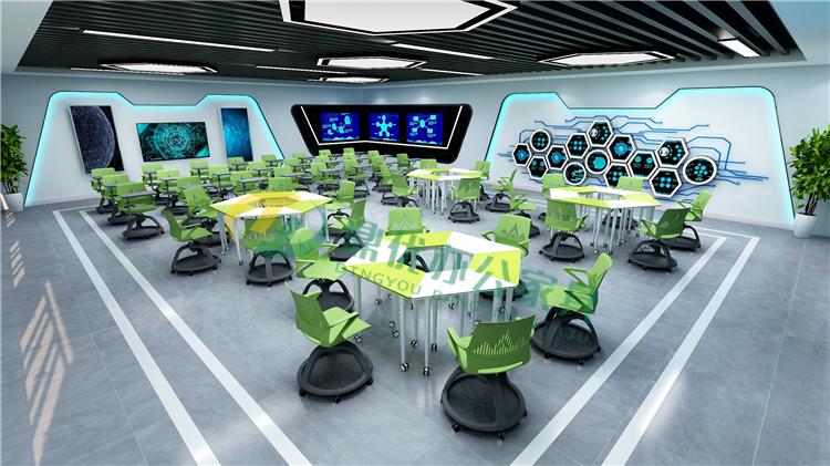 创客教室桌椅厂家