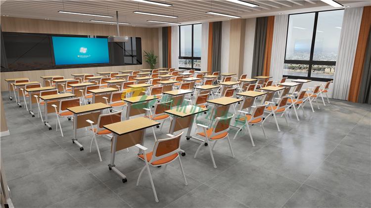 阶梯教室桌椅