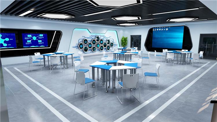 微格教室桌椅